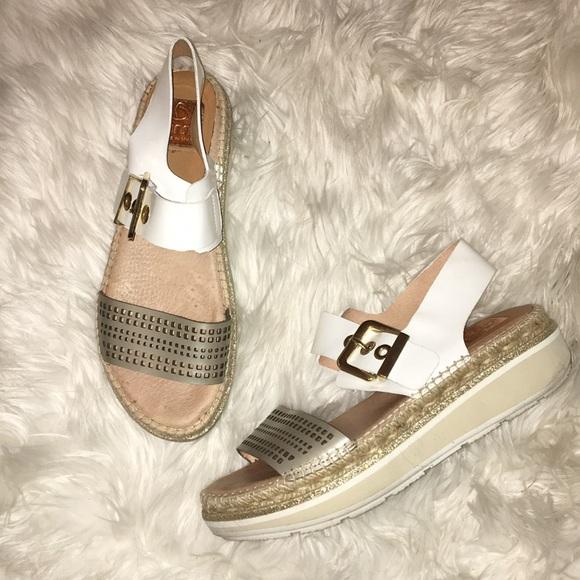 275ce48457e0 Kanna Shoes - Kanna Tortora Platform Sandals